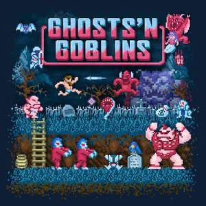 Capcom Arcade Stadium: 1943 The Battle of Midway & Ghosts 'n Goblins kostenlos (PS+)