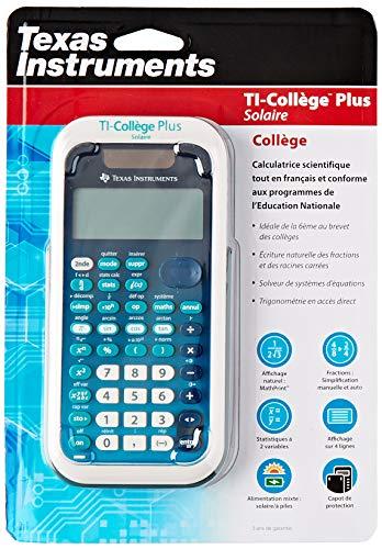 (Amazon Prime) Texas Instruments TI College Plus (Schul-)Taschenrechner