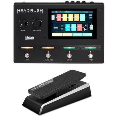 [Modeller] HeadRush Gigboard Bundle inkl. Expression Pedal