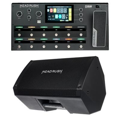 [Modeller] HeadRush Pedalboard Bundle inkl. FRFR-108 Active Monitor