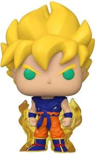 Funko Pop! Animation: Dragon Ball Z: Super Saiyan Goku oder Master Roshi für 9,69€ (+ Füllartikel für VSK)