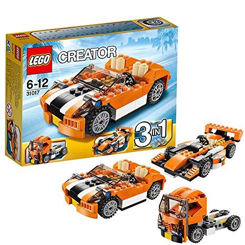LEGO, Creator, Ralley Cabrio (Prime)