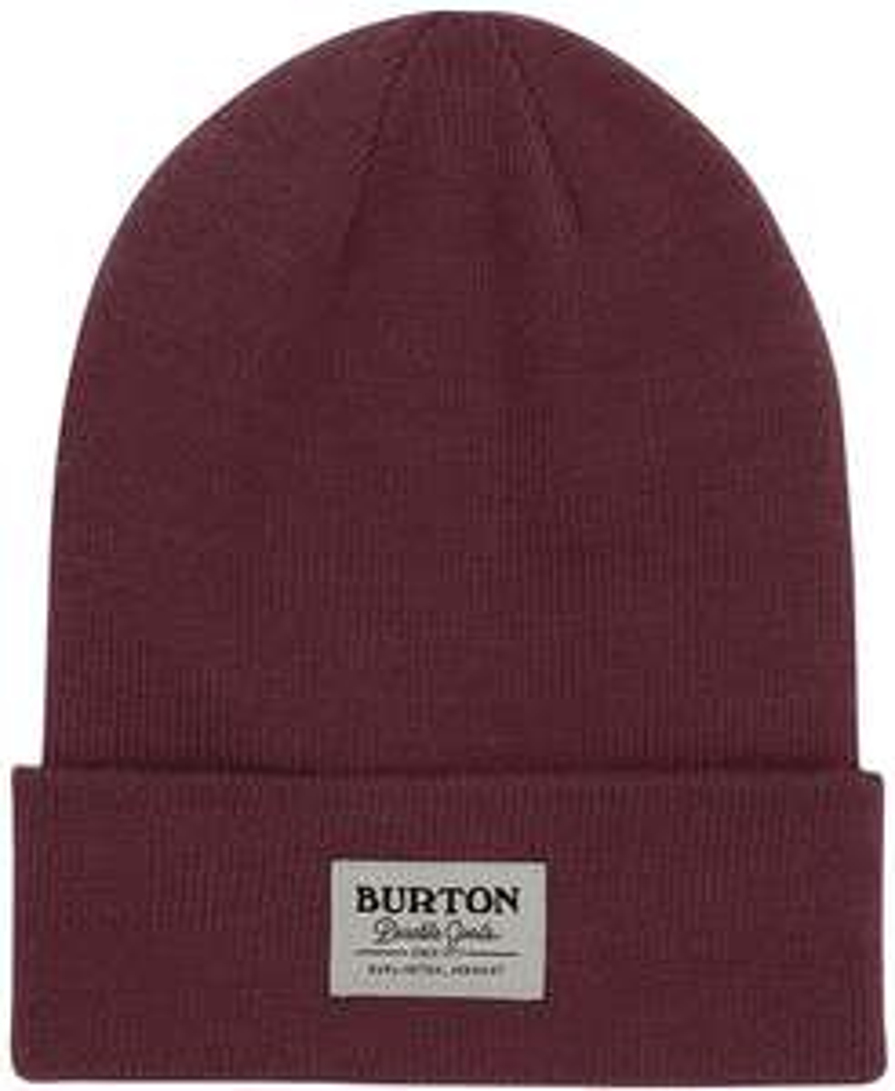 Burton Herren Mütze Kactusbunch Tall, Beanie in der Farbe Port Royal [Amazon Prime]