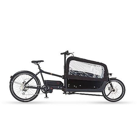 """[Netto Online] PROPHETE CARGO Plus 20.ETL.10 E-Bike 20"""" Unisex Lastenrad mit Kindertransport für nur 3.299€ inkl. Versand"""