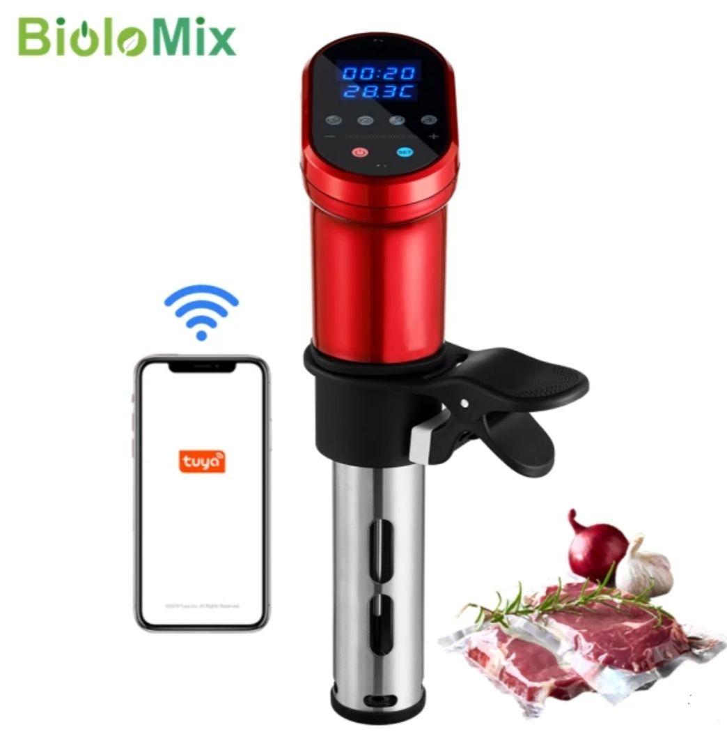 BioloMix 3rd Generation Smart Wifi Steuer Sous Vide Herd 1200W