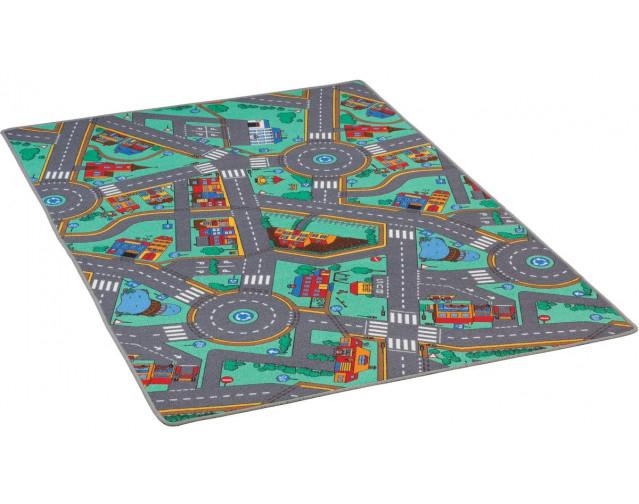 Kinder-Straßenspielteppich (100 x 175 cm) [Poco Marktabholung]