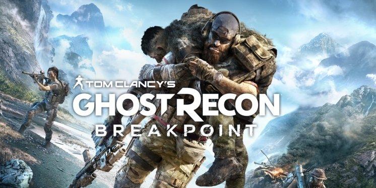 Ghost Recon Breakpoint kostenlos spielen vom 27.05. bis 31.05. (PSN Store, Epic und Stadia)