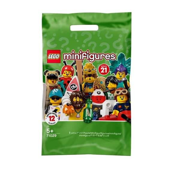 [Müller] 71029 LEGO Minifiguren Serie 21 (Abholung)