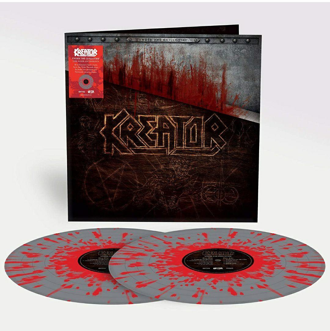 Kreator - Under The Guillotine - The Noise Anthology (Doppel Vinyl LP)