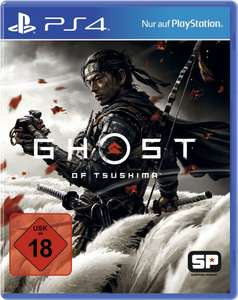 Ghost of Tsushima 34,99€ & The Last of Us Part II 24,99€ Playstation PS4