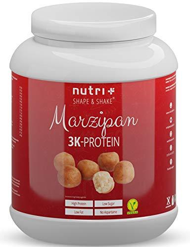 2x Nutri+ VEGANES PROTEIN Marzipan 1kg (der gesamte Rabatt gilt nur beim Kauf von 2 Stück)