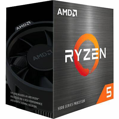 AMD Ryzen 5 5600X, Prozessor, BOXED