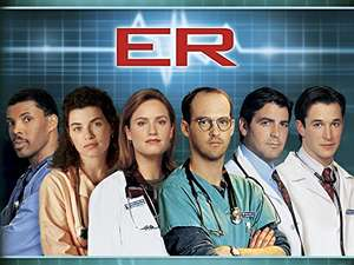 Amazon Prime Video E.R. - Emergency Room komplette erste Staffel 1