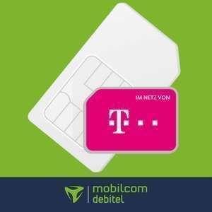 [Telekom-Netz] 15GB LTE (150 Mbit/s) mobilcom-debitel Telekom green Data XL Datentarif für mtl. 9,99€