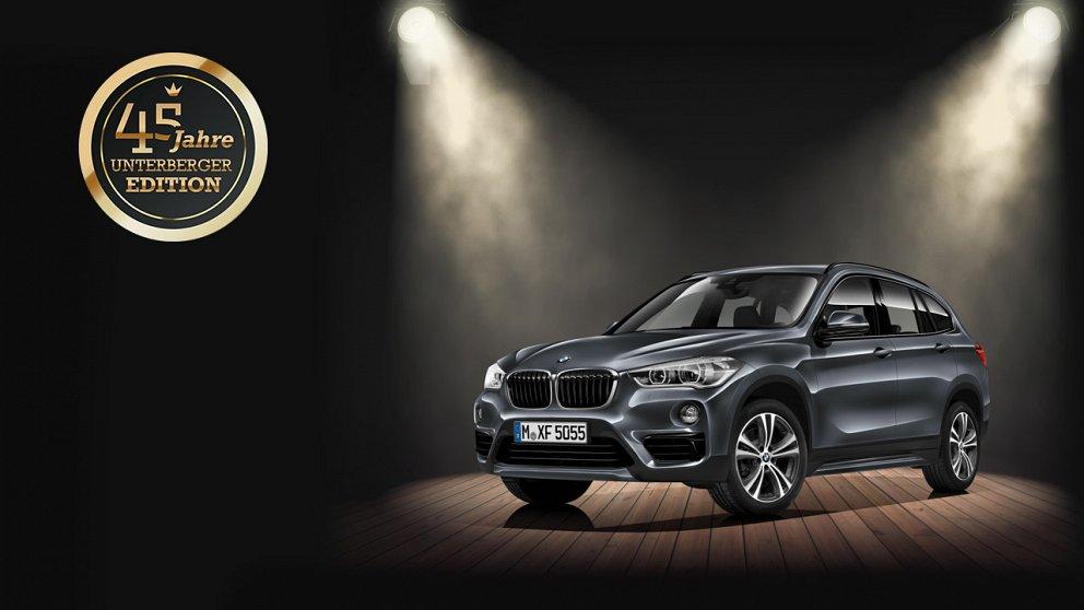BMW X1 sDrive18i UNTERBERGER EDITION