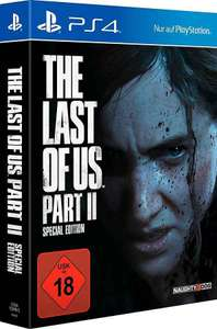 The Last of Us Part IISpecial Edition (PS4) [Otto Lieferflat]