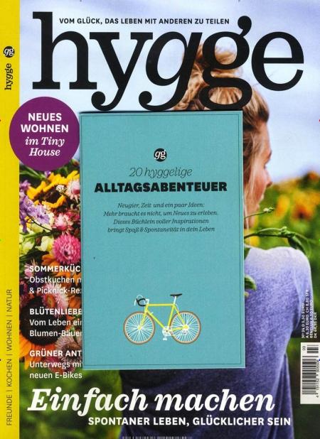 Hygge Abo (6 Ausgaben) durch Rabatt für 17,28 €