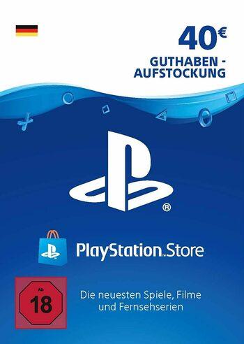 40€ PlayStation Store Guthaben für 31,19€ (PSN Deutschland, Faktor 0.78)