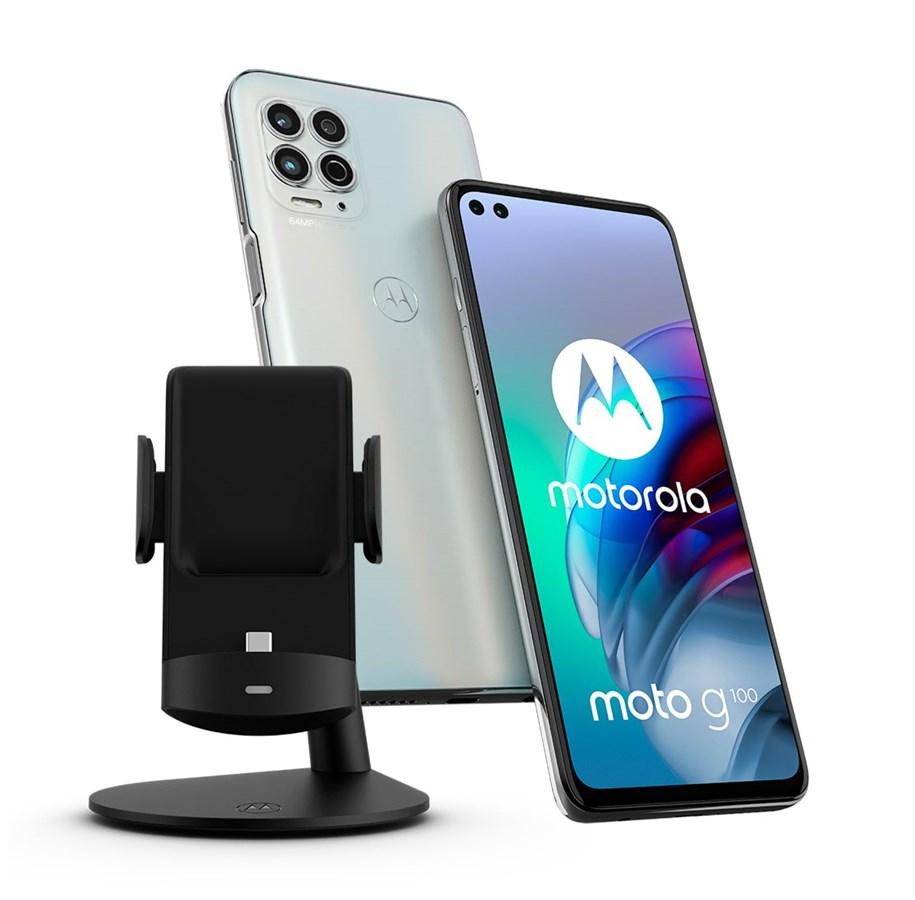 Motorola Lenovo Moto G100 8/128GB 5G weiß oder grau Smartphone für € 399,99 über alten Newsletter-Link - Inkognito-Modus / privates Fenster