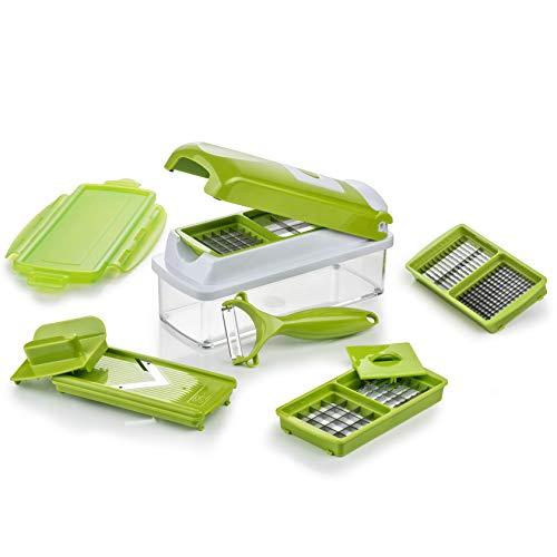 Prime / Blitzangebot: Genius Nicer Dicer smart 10 tlg. Gemüseschneider-Set
