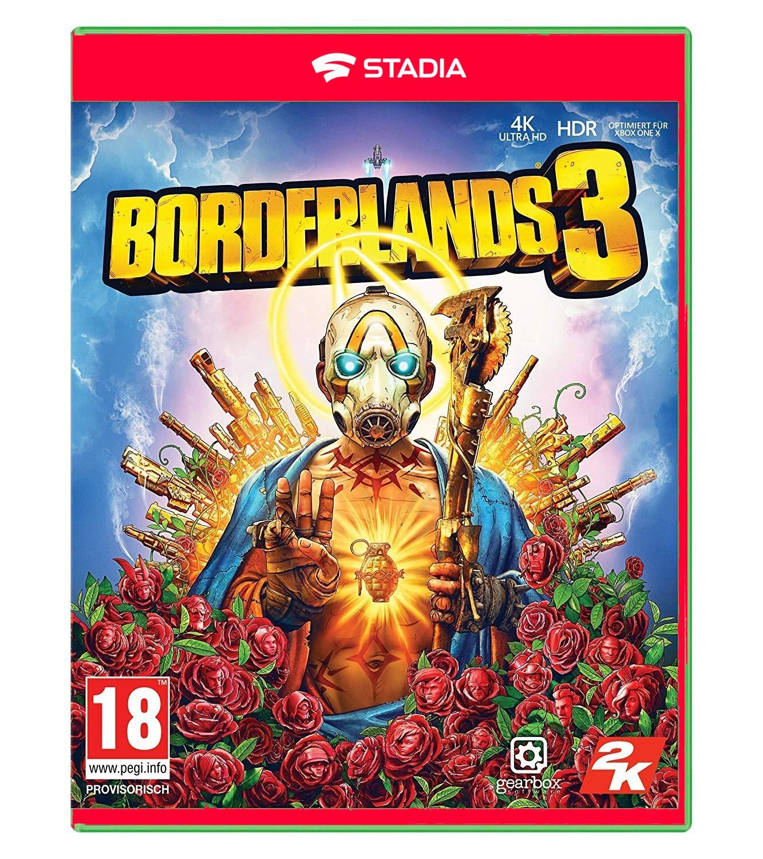 [Stadia] Borderlands®3 und Super Deluxe und Ultimate Edition