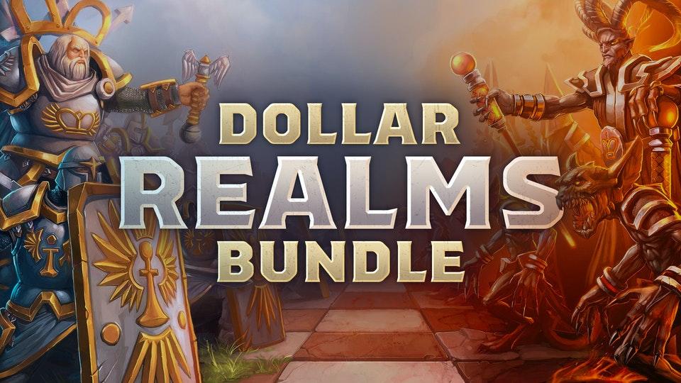 Dollar Realms Bundle (Steam) für 0,99€ (Fanatical)
