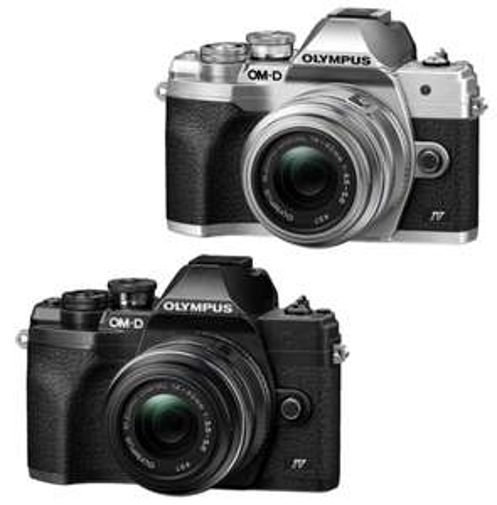 OLYMPUS OMD E-M10 Mark IV Kit Systemkamera mit Objektiv 14-42 mm Touchscreen WLAN für 669€ inkl. Versandkosten