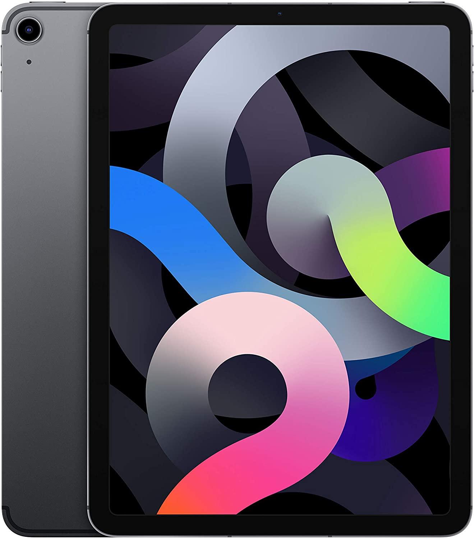 [Neu] Apple iPad Air (2020) 64GB WiFi + Cellular (4G) space grau