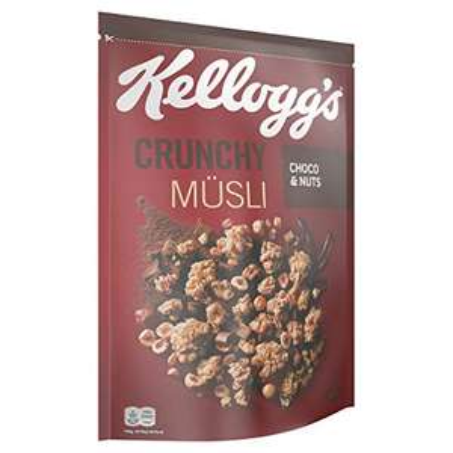 (Sparabo) Kellogg's Crunchy Müsli Choco & Nuts 500g - sonst 1.99eur