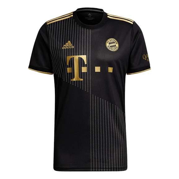adidas FC Bayern München Herren Auswärts Trikot 2021/22 für 54,97€ sowie anderer europäischer Clubs für je 54,97€ (Trikot-Sammeldeal 21/22)