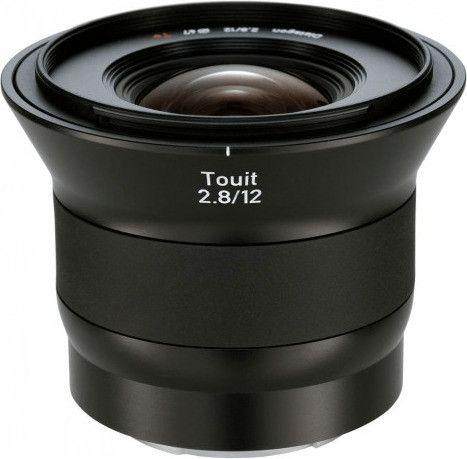 Zeiss Touit 12mm F2,8 Objektiv für Sony E Mount   Digixo FR