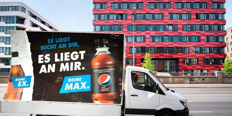 """[ Lokal - Hamburg / Rindermarkthalle St. Pauli ] """"Abserviervorschlag 2.0"""" - gratis 0,5l Pepsi Max vom Promo Team abholen ( 27.05. - 28.05. )"""