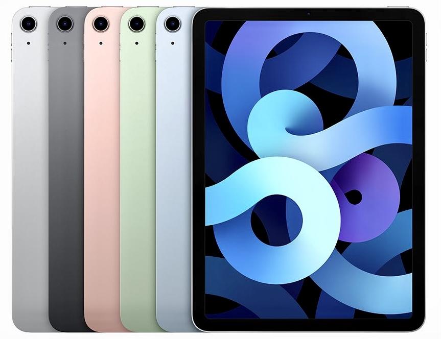 Apple iPad Air 2020 10.9 64GB WiFi für 538€ inkl. Versandkosten