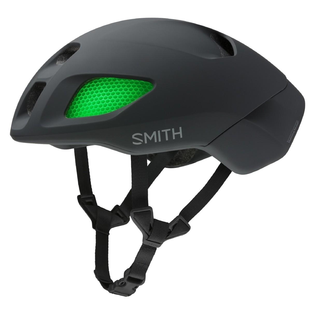 Smith Ignite MIPS // Fahrradhelm - Schwarz - Größe S, M, L