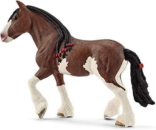 Amazon Schleich 13809 - Clydesdale Stute Pferd