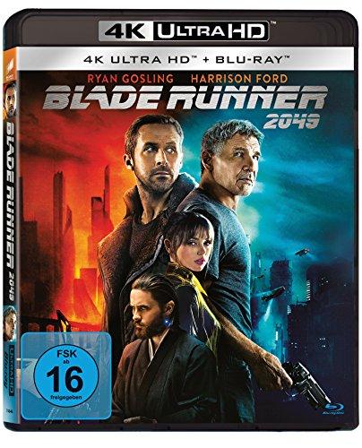 Blade Runner 2049 in 4K Ultra HD für nur 14,- EUR! (Prime)