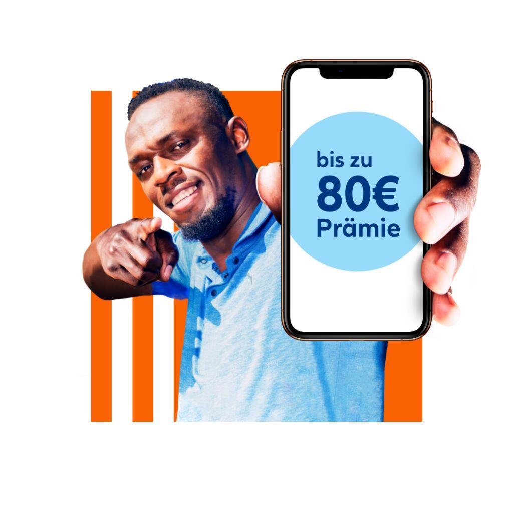 80€ KwK bei der Allianz Direct KFZ Versicherung