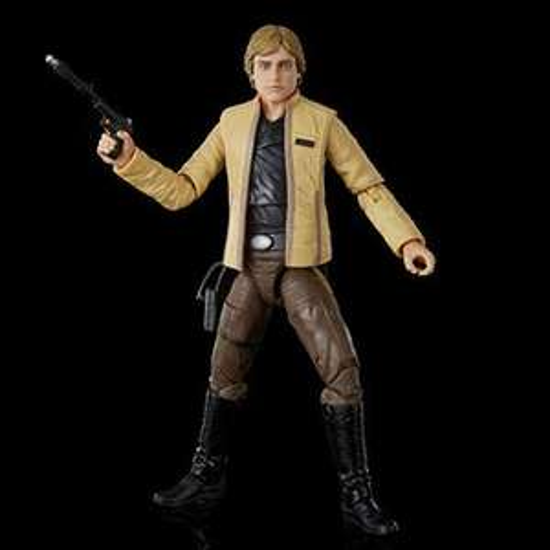 Hasbro Star Wars - Luke Skywalker Actionfigur, Yavin Ceremony, 15 cm groß [Amazon Prime]
