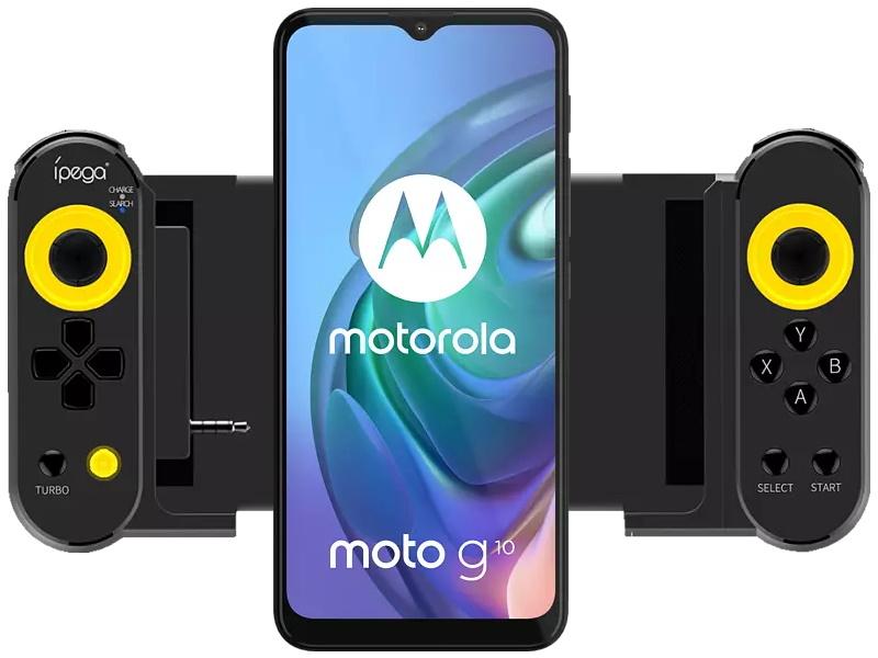 Motorola Moto G10 4/64GB + iPega PG-9167 Game Pad für 125€ | Moto G30 4/128GB + iPega PG-9167 für 149€