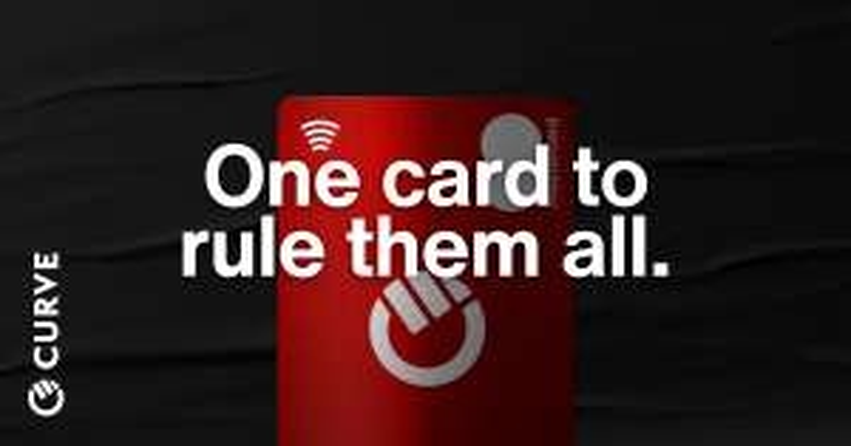 Kostenlose Curve Kreditkarte mit neuer KWK Aktion (+5£ / +20£)