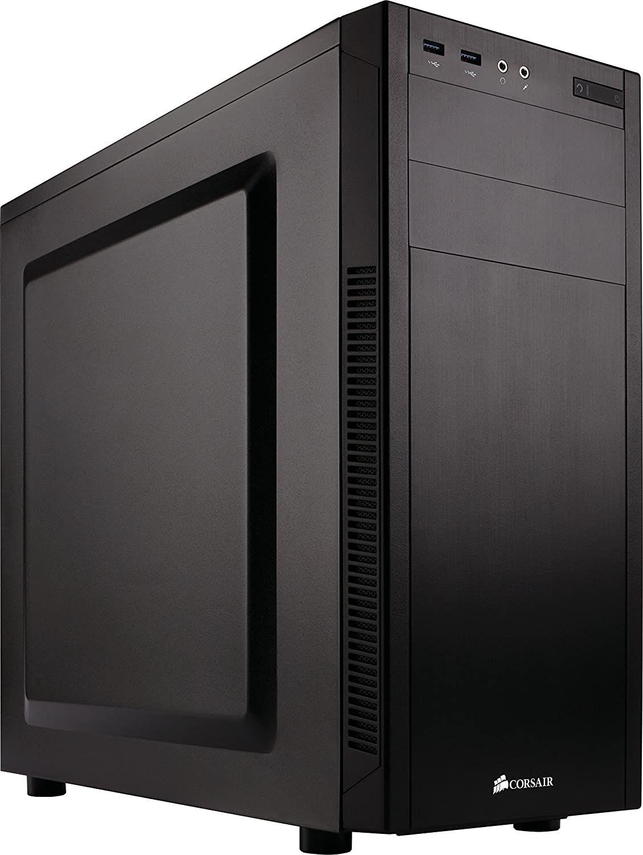 Corsair Carbide Series 100R PC-Gehäuse (Mid-Tower ATX Silent) schwarz [Amazon]