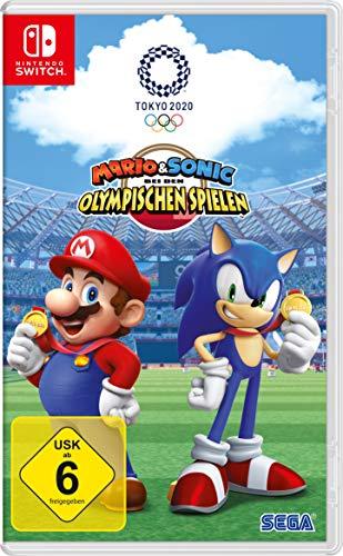 Mario & Sonic bei den Olympischen Spielen: Tokyo 2020 für Nintendo Switch