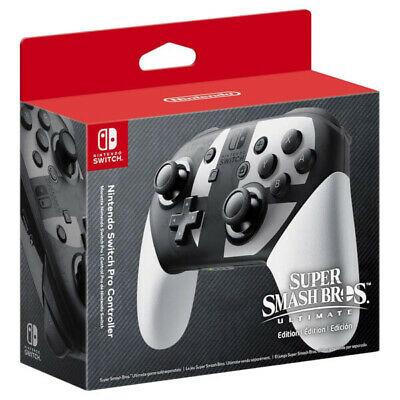 Nintendo Switch Pro ControllerSuper Smash Bros. Ultimate Edition