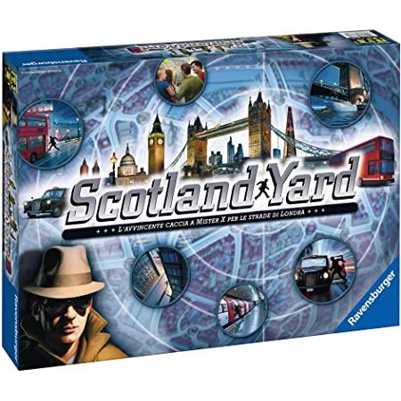 [Amazon (Prime)] Sammeldeal Brettspiele / Spielzeug, z.B. Scotland Yard, Sagaland