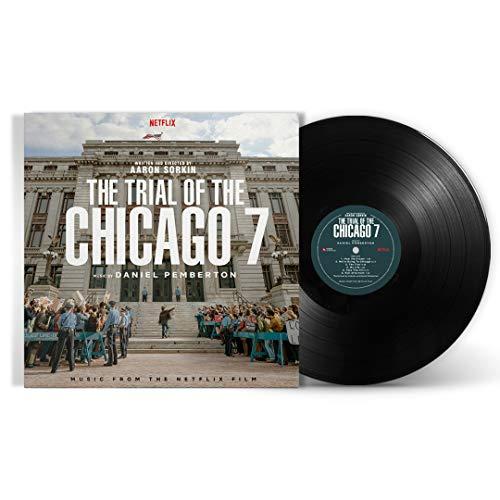 The Trial of Chicago 7 - OST - Vinyl [Prime, sonst +3€] Schallplatte, LP