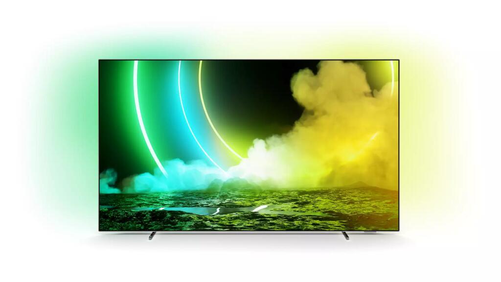"Philips 55"" Ambilight OLED Smart-TV 55OLED705/12"