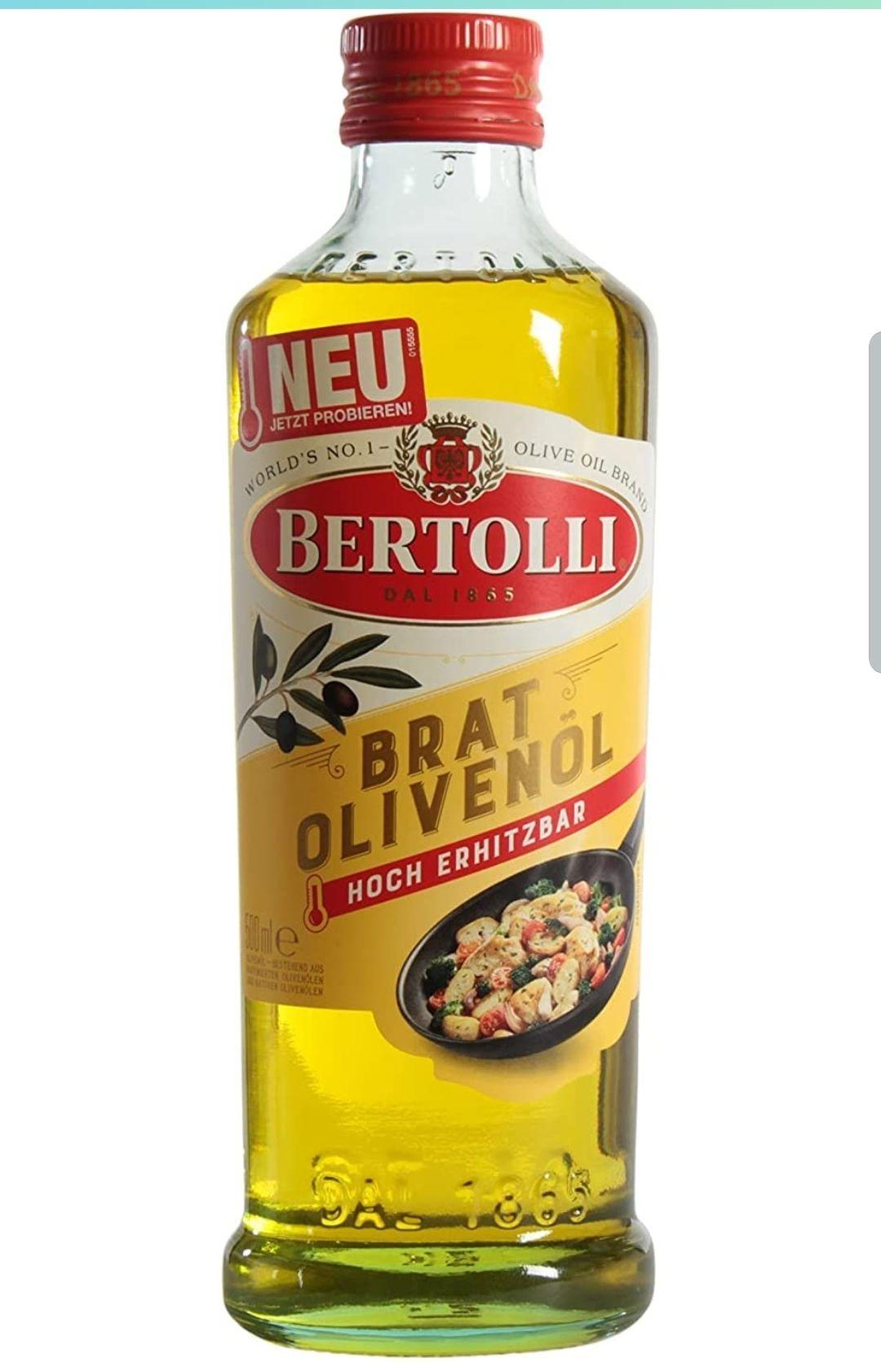 (lokal) Bertolli Bratolivenöl 500ml. 1,27€ anstatt 3,99€ mit coupies