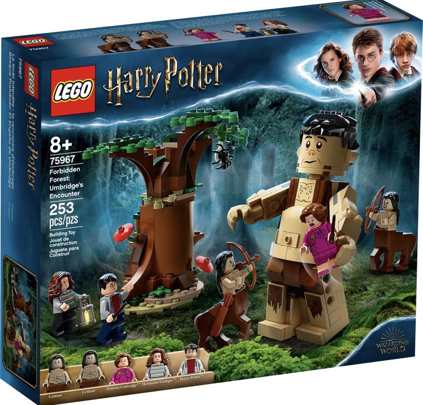[Prime] LEGO® Harry Potter 75967 Der Verbotene Wald