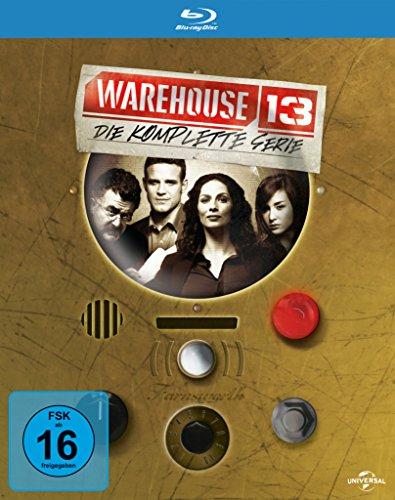 Warehouse 13: Die komplette Serie (Blu-ray) für 28,40€ inkl. Versand (Amazon Prime)