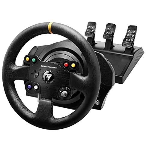 Thrustmaster TX Racing Wheel Leather Edition - Für Xbox one/series x,s und PC
